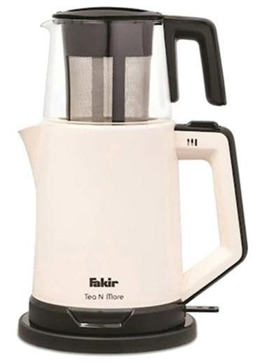 Fakir Tea N More Cam Demlikli Krem Çay Makinesi Renkli